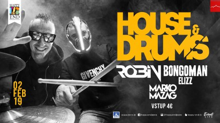 02 02 HOUSE AND DRUMS ROBIN BONGAR HD